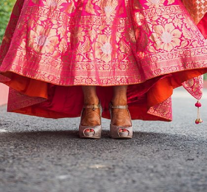 5 ways to make your wedding heels more comfortable
