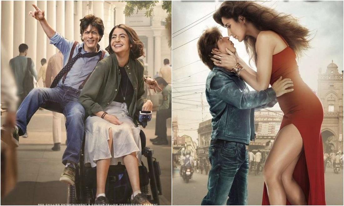 """Anushka Sharma's role in """"Zero"""" made Katrina cry"""
